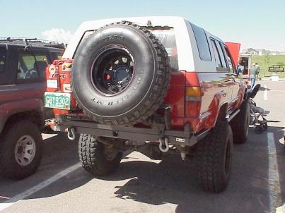 4Runner Bumper