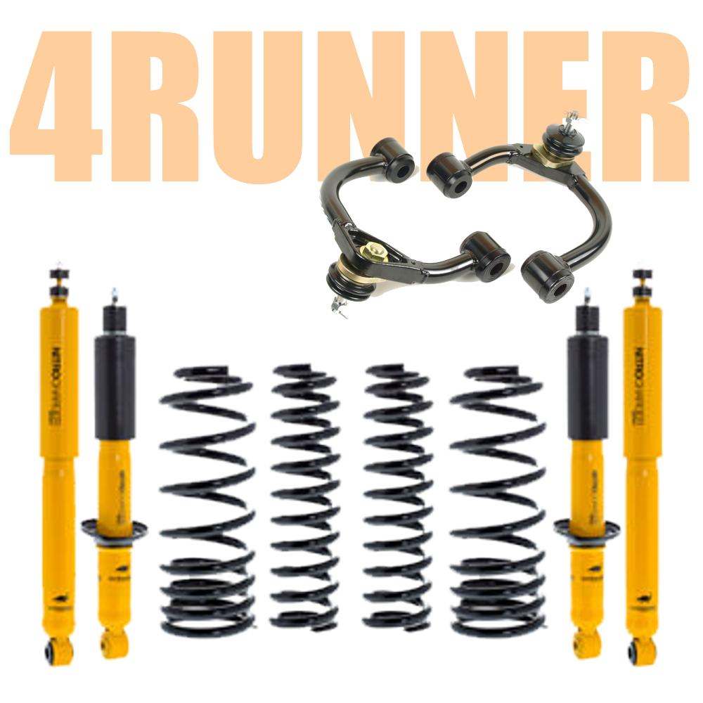 <b>OME Sport</b> – 3″ Suspension Lift<br><i>'10-'Current 4Runner</i>