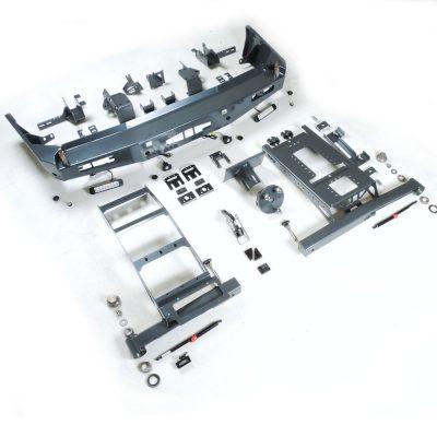 Rear Bumper Parts