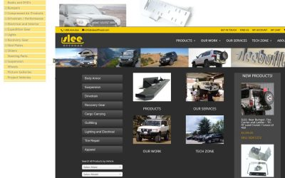 Slee New Website