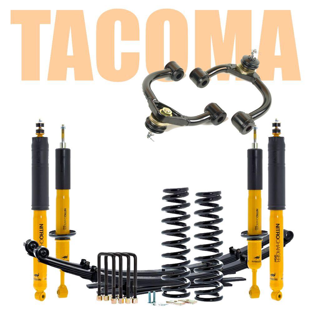 <b>OME Sport</b> – 3″ Suspension Lift<br><i>'05- '15 Tacoma</i>