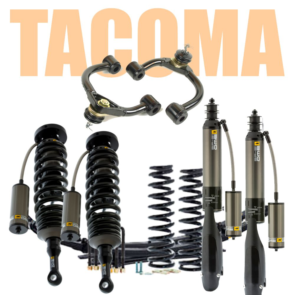 <b>OME BP51</b> – 3″ Suspension Lift<br><i>'05- Current Tacoma</i>