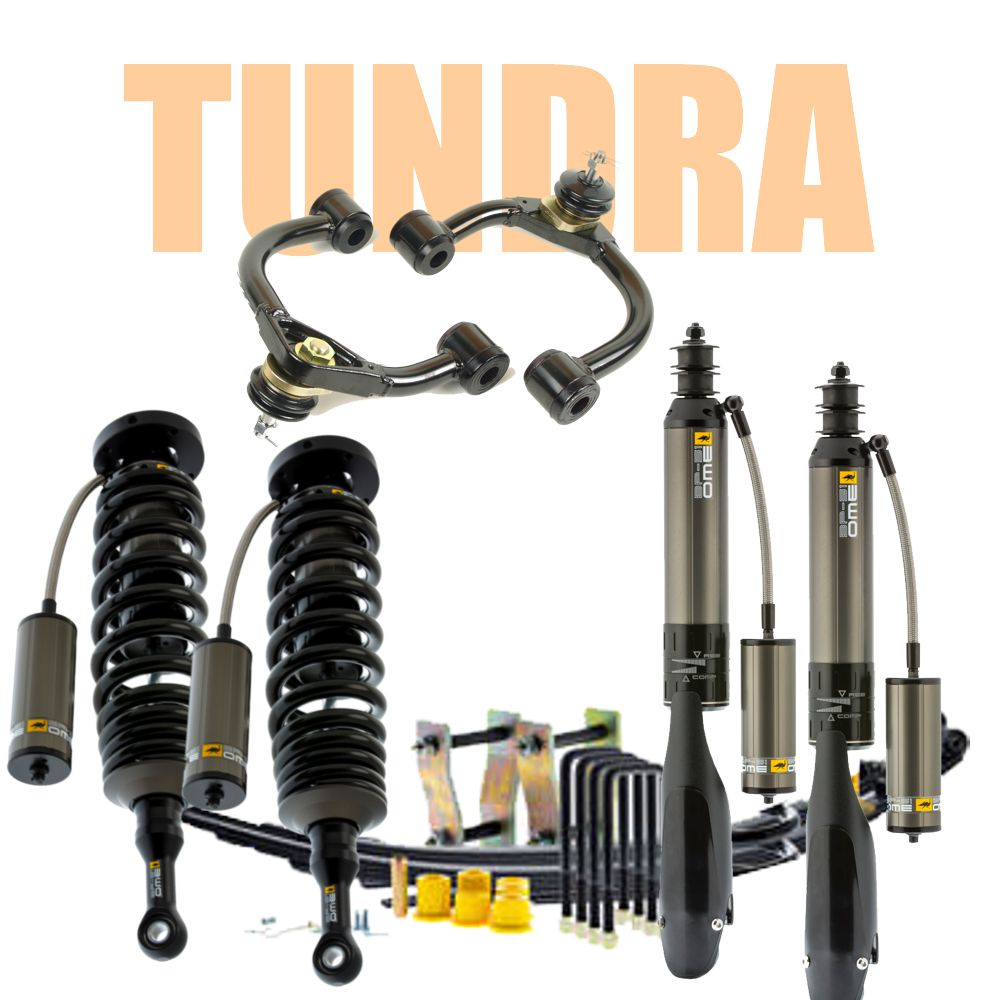 <b>OME BP51</b> – 3″ Suspension Lift<br><i>'07- Current Tundra</i>