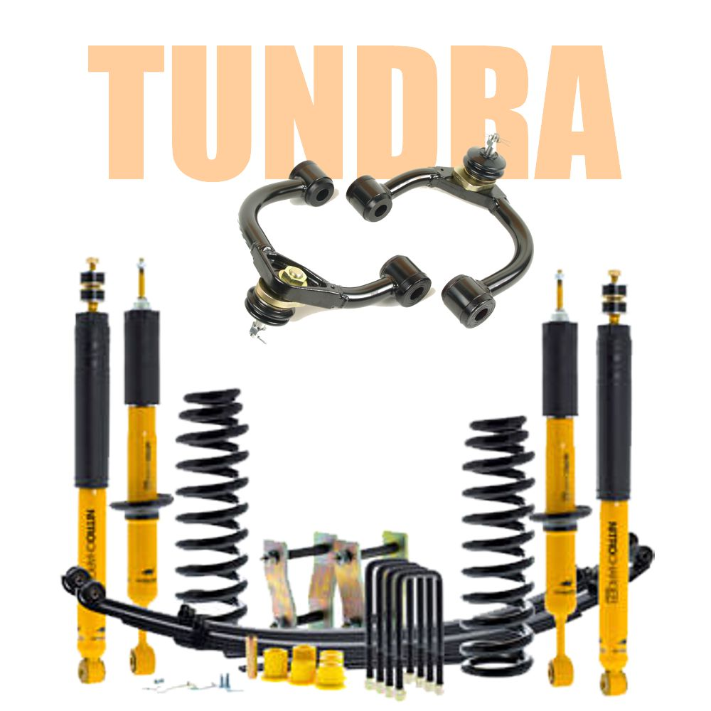 <b>OME Sport</b> – 3″ Suspension Lift<br><i>'07 to Current Tundra</i>