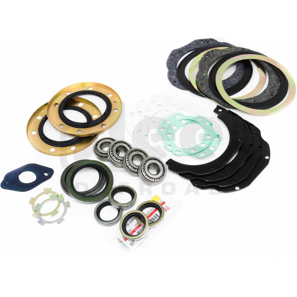 Genuine Toyota Rear Axle Wheel Bearing Kit