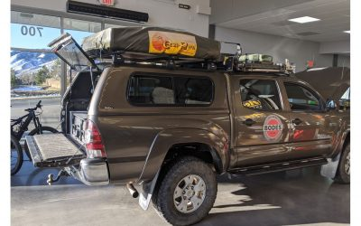 2005 Tacoma Overland Vehicle